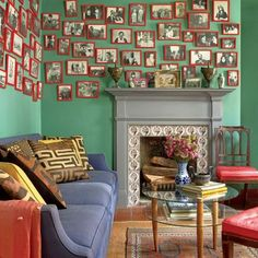 Andrea Anson : Andrea Anson's Manhattan Townhouse : Architectural Digest