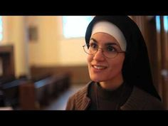 The happiest people I've ever known were Carmelite nuns.   Light of Love -- A Film on the Religious Life by Imagine Sisters