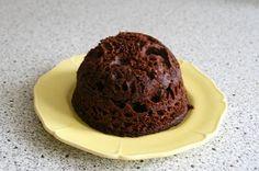 Magnetron cake kan in 5 min
