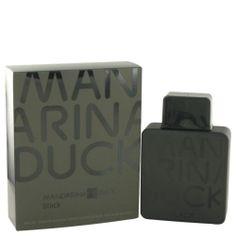 Mandarina Duck ~ BLACK Cologne ~ Men ~ 3.4 Oz EDT Spray