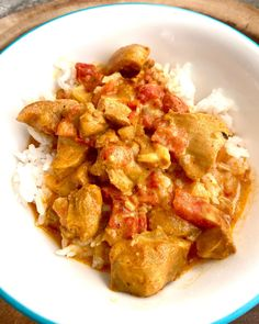 Chicken and Chickpea Tikka Masala Crockpot Recipe » Just a Sprinkle Chicken Chickpea, Chicken Masala, Sprinkles Recipe, Gluten Free Rice, Clean Eating Recipes, Crockpot Recipes, Dinner Recipes, Indian, Foods