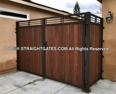 We are Fabricators and Installers of Steel Framed Wood and Vinyl Gates. We have been serving the Los Angeles and Orange County areas SInce Metal Driveway Gates, Metal Gates, Wrought Iron Gates, Door Gate Design, House Gate Design, Privacy Fence Designs, Yard Privacy, Building A Gate, Stainless Steel Gate