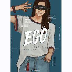 Ego ego ego, Just trust myself~ 🎂🎉 Bts Girl, Bts Boys, Foto Bts, Fanart Bts, Bts Name, Look Girl, Bts Drawings, Album Bts, Bts Chibi