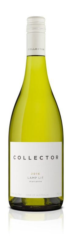 Lamp Lit Marsanne 2016 from  Collector wines in the Canberra region of New South Wales.