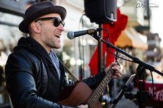 Cricket Cringle | Guitar Performer | Event Photography | Copyright 2015 Aliza Schlabach Photography | ByAliza.com