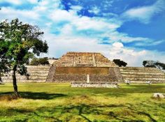 Xochicalco, Morelos