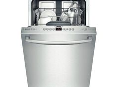 Bosch SPX5ES55UCX 18 in. Fully Integrated Dishwasher