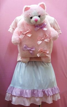 ☆☆☆ Cotton Candy Kisses ☆☆ Back-pack