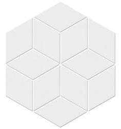 Academy Tiles - Ceramic Mosaic - Cube - 75358