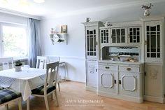 Ferienwohnung Nr. 16 in Haus Midsommer, Timmendorfer Strand. Hostels, Vintage Stil, Kitchen Island, Traveling, Home Decor, Germany, Travel, Deko, House