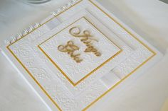 http://www.weddingproject.eu Wedding guest book