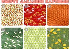 japanese pattern1 by DIY & accessories, via Flickr