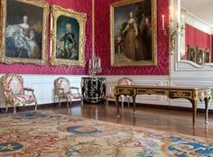 https://flic.kr/p/cWsMqJ | 22/08/12 | Grand cabinet de la dauphine. Photo prise le 1er août 2012