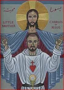 icon of Blessed Charles de Foucauld