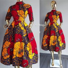 Short African Dresses, Latest African Fashion Dresses, African Inspired Fashion, African Print Dresses, African Print Fashion, Africa Fashion, Ankara Fashion, African Prints, African Attire
