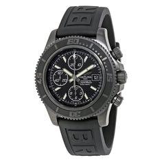 Breitling Superocean Chronograph II Black Dial Automatic Men's Watch M13341B7-BD11BKPT3