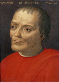 Who was Giovanni Bicci de' Medici? Discover the story of the man who founded the Medici Bank and began the Italian Renaissance in Florence.