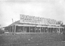 View of C.D. Shriber Hardware  and Grocery Store. Western History Collections, University of Oklahoma Libraries, Irwin Brothers Studio Collection, Early Scenes