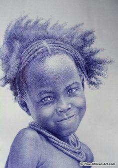 wie meine afrikanische katharina
