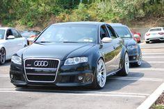 B7 RS4 lookin tuff