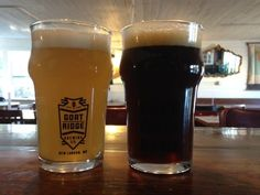 What's your favorite at Goat Ridge Brewing Co. in New London, MN? #WillmarLakesArea