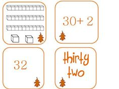 Using Centers different ways to write numbers example 32 unifix cubes standard expanded form word form Kindergarten Math, Teaching Math, Teaching Ideas, Elementary Math, Teaching Tools, Teaching Resources, Science Classroom, Classroom Ideas, Future Classroom