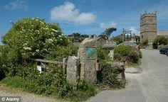 ROAD TO ST SENARA'S CHURCH | Zennor, Cornwall     ✫ღ⊰n