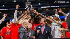 Cincinnati Bearcats College Basketball - Cincinnati News, Scores, Stats, Rumors & More - ESPN - annika Basketball Bracket, Basketball Court Layout, Basketball Shorts Girls, Basketball Finals, Basketball Games For Kids, Basketball Schedule, Basketball Tricks, Basketball Practice, Indoor Basketball