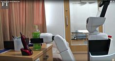 Japan - It's A Wonderful Rife: Financial Times Video — Robot Care For The Elderly...