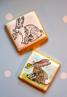 before & after! by nice icing, via Flickr