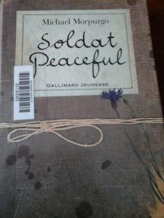 Soldat Peaceful de Michael Morpurgo (Justine Lloyd)