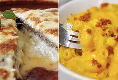 13 receitas pornográficas para quem é apaixonado por queijo