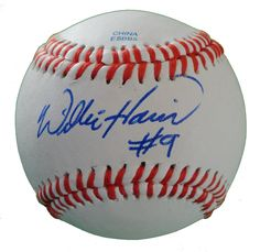 Willie Harris Autographed Rawlings ROLB1 Leather Baseball, Proof Photo  #WillieHarris #AtlantaBraves #ATLBraves #Atlanta #ATL #Braves #BravesBaseball #MLB #Baseball #Autographed #Autographs #Signed #Signatures #Memorabilia #Collectibles #FreeShipping #BlackFriday #CyberMonday #AutographedwithProof #GiftIdeas #Holidays #Wishlist #DadsGrads #ValentinesDay #FathersDay #MothersDay