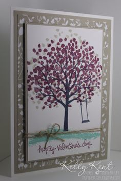Sheltering Tree - Stampin' Up!