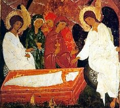 Resurrection, The First Day Stories of our Life - An Easter Sermon on Luke 24:1-12