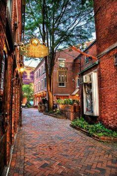 Portsmouth, NH...visit