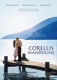 Movie in Greece: Corellis Mandoline (in Kefalonia)