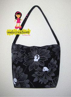 Nuevo bolso,  con un asa Reusable Tote Bags, Fashion, Moda, Fashion Styles, Fasion