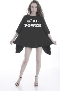 Girl Power Shirt  Feminism Shirt  Girl Power by Odd13Boutique