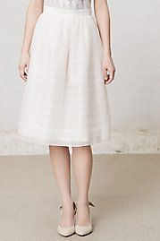 Tulle Party Skirt - Anthropologie.com