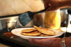 "Joy the Baker – Dad's ""Clean Your Plate"" Buttermilk Pancakes"