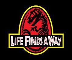 """baznetart: """" Life finds a way … """""""