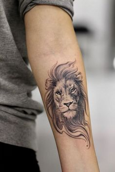 Small Lion Tattoo lion tattoo 20 Fierce Lion Tattoos for Men Female Lion Tattoo, Lion Forearm Tattoos, Lion Head Tattoos, Mens Lion Tattoo, Leo Tattoos, Animal Tattoos, Hand Tattoos, Small Tattoos, Lion Tattoo On Back
