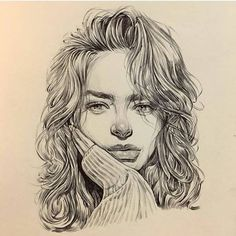 Pencil Art Promotion feature email or dm . Girl Drawing Sketches, Portrait Sketches, Pencil Art Drawings, Realistic Drawings, Pencil Portrait, Portrait Art, Face Sketch, Drawing Ideas, Pencil Drawing Tutorials