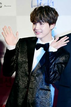 Suga ❤ BTS At The 26th Seoul Music Awards (170119) #BTS #방탄소년단