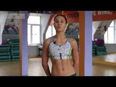 Видео - Фитнес для начинающих в домашних условиях - ТОП 10 Bikinis, Swimwear, Health Fitness, Youtube, Bra, Sports, Women, Amazing, Fashion