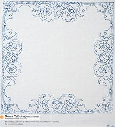 Placemat Embroidery Patterns