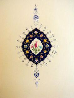 Islamic Art Pattern, Pattern Art, Islamic Calligraphy, Calligraphy Art, Arabesque, Medieval Paintings, Book Of Kells, Iranian Art, Turkish Art