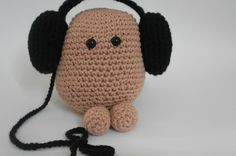 Radio the Nubby by SweetMatroyshkas on Etsy