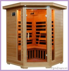 awesome Infrared Saunas
